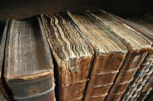 Des livres dans le domaine public