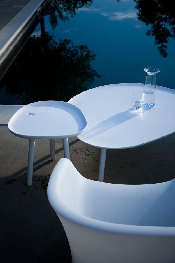 Loto + Ninfea coffe table - Zanotta - Design by Ludovica + Roberto Palomba