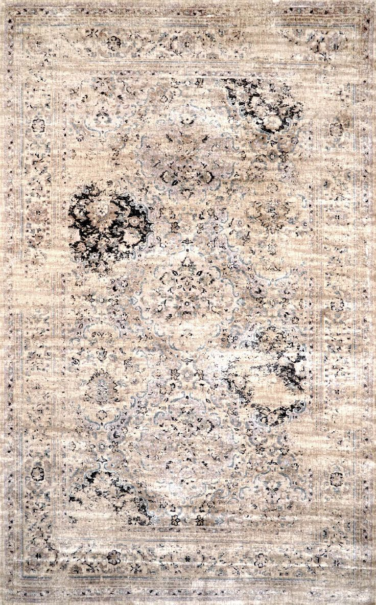 Rugs USA Beaumont Panel VI06 Ivory Rug