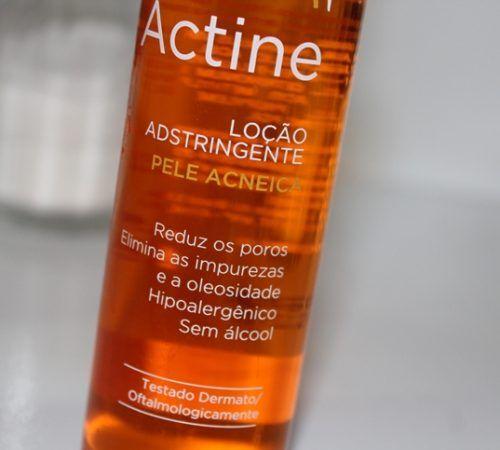 O Sabonete Líquido Actine era novidade para mim, atépouco tempo atrás. Nunca tinha prestado atenção nele e depois que eu comecei a cuidar melhor da minha pele, sempre procurei seguir à risca as recomendações do meu dermatologista, mas ele nunca havia me indicado esse produto.  Actine sabonete líquido desobstrui os poros e permite o …