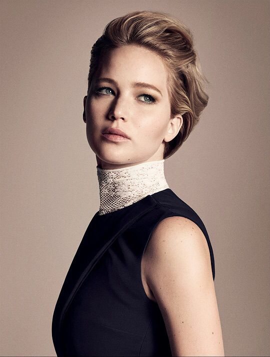 Jennifer Lawrence for Be Dior 2015 - Smash It!