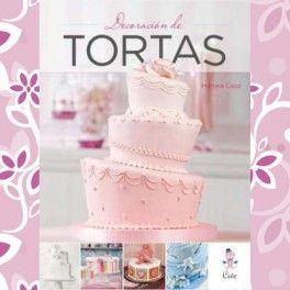 Categoría: Libros - Producto: Decoracion De Tortas - Marcela Capó - Envase: Unidad - Presentación: X Unid.