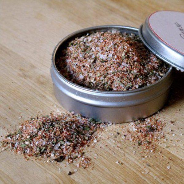 Daddy Cool!: Φτιάξτε μόνη σας αρωματικό αλάτι για το μαγείρεμα