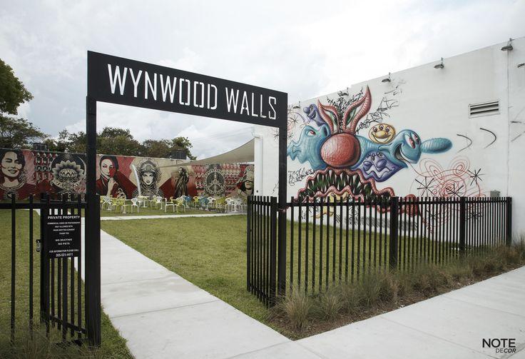 Wynwood District é um bairro de Miami que respira arte. Lá é o lugar das artes experimentais e das artes de rua.