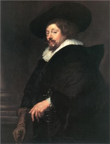 Self-Portrait - Peter Paul Rubens 1638: