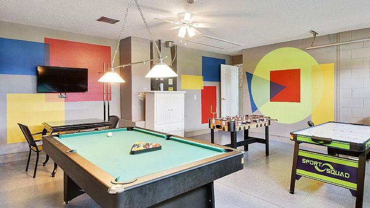 «Elegant Dream Villa» Vacation Rental Home Villas with The Luxury Villas Orlando. http://www.theluxuryvillasorlando.com/H1_Page.php  #vacation #rental #travel #vrbo #walt #disney #world #orlando #florida #universal #universalstudios #mickey #mouse #fun