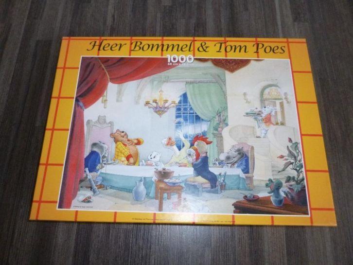 Heer Bommel en Tom poes puzzel: http://link.marktplaats.nl/m912329102