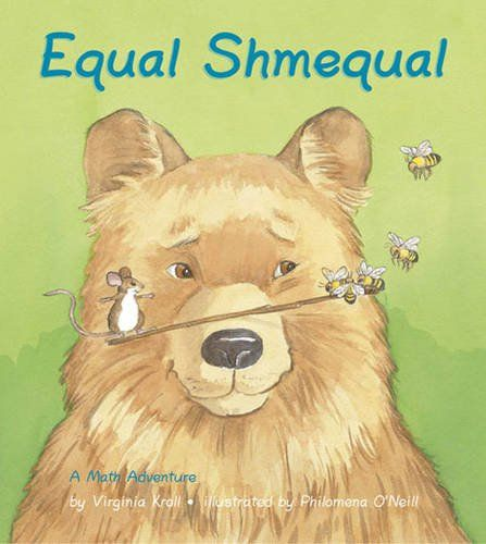 Equal Shmequal von Virginia Kroll https://www.amazon.de/dp/1570918929/ref=cm_sw_r_pi_dp_x_r5J9ybW43X99H