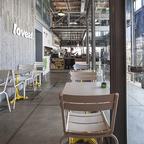 Kaper Design; Restaurant & Hospitality Design Inspiration: Loveat Jaffa Cafe
