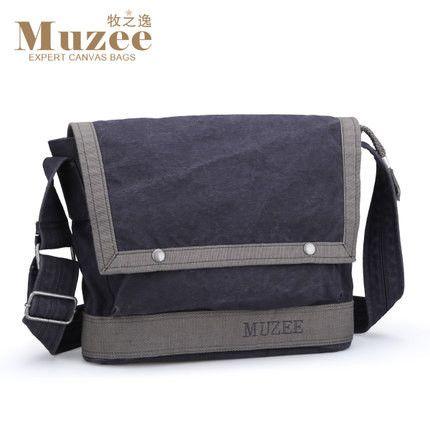 2017 Muzee Men's Messenger Bag - Cross/body