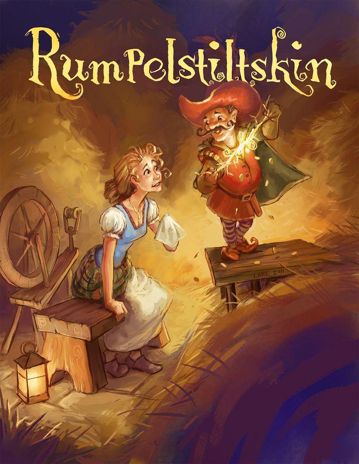 20 best images about Rumpelstiltskin on Pinterest | Sleeping ...