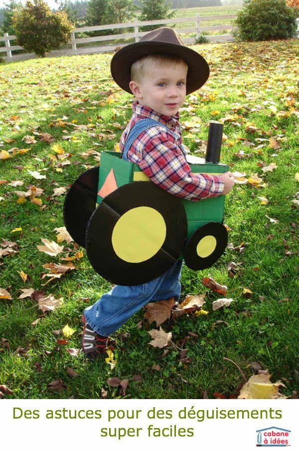 8 astuces pour des déguisements d'Halloween super faciles ! - http://www.cabaneaidees.com/2015/10/10-astuces-pour-des-deguisements-dhalloween-super-faciles/