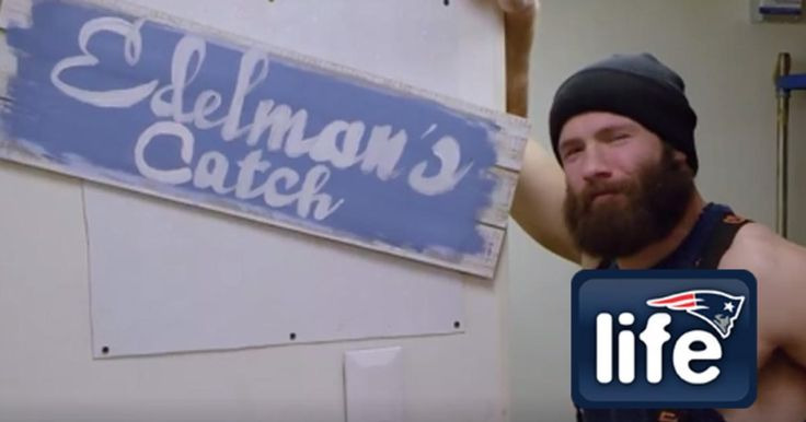 In a hilarious new video, Julian Edelman takes Jimmy Fallon's business advice.