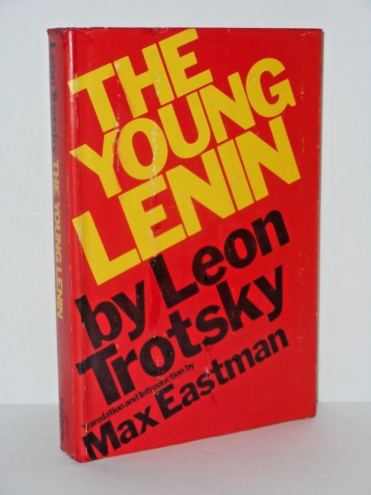 The Young Lenin by Leon Trotsky   Translation and Introduction by Max Eastman