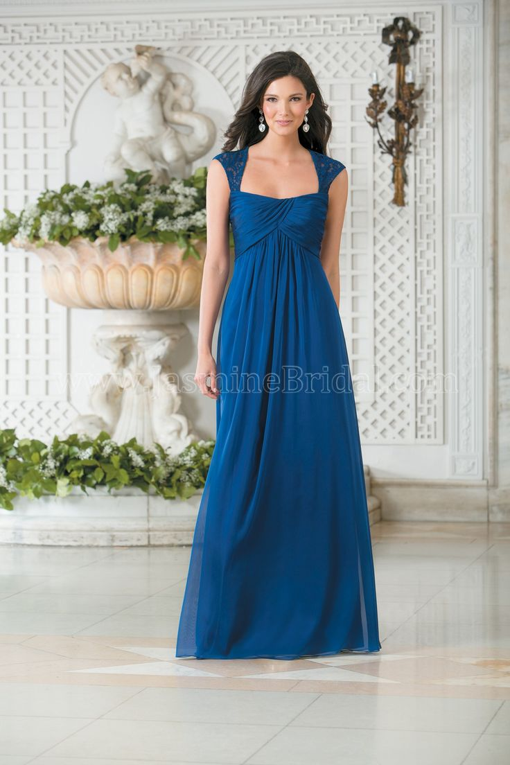 53 best black bridesmaids gowns images on pinterest black a bridesmaid dress that projects sophistication this belsoie tiffany chiffon dress features a queen anne neckline an a line skirt a ruched bodice ombrellifo Image collections