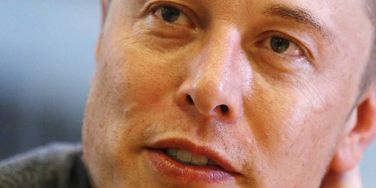 """How did Musk learn to build rockets? """"I read books,"""" he says."""
