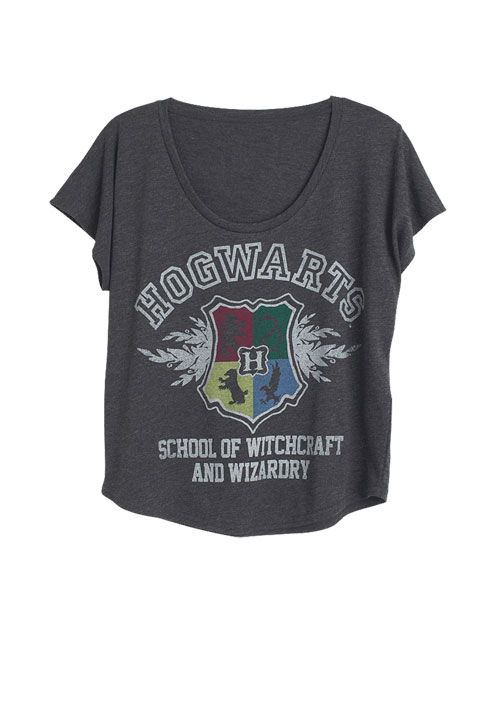 dELiAs > Harry Potter Hogwarts Tee > tops > graphic tees > view all graphic tees