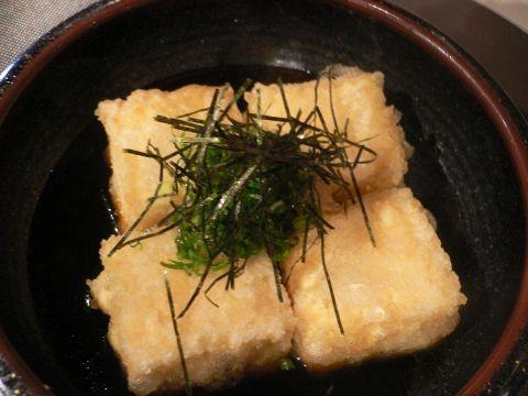 Okayama|Restaurant|海賊 温羅家【URANCHI】あくら通り|おかべの揚げだし豆腐