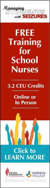 Free Training for School Nurses