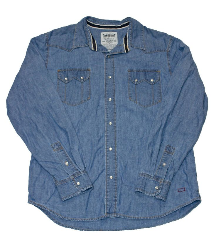 Western Style Denim Shirt with Pearl Snap Front Closures, Two Urban Boundaries Men's Long Sleeve Plaid Pearl Snap Western Shirt. by Urban Boundaries. $ - $ $ 19 $ 24 85 Prime. FREE Shipping on eligible orders. Some sizes/colors are Prime eligible. out of 5 stars