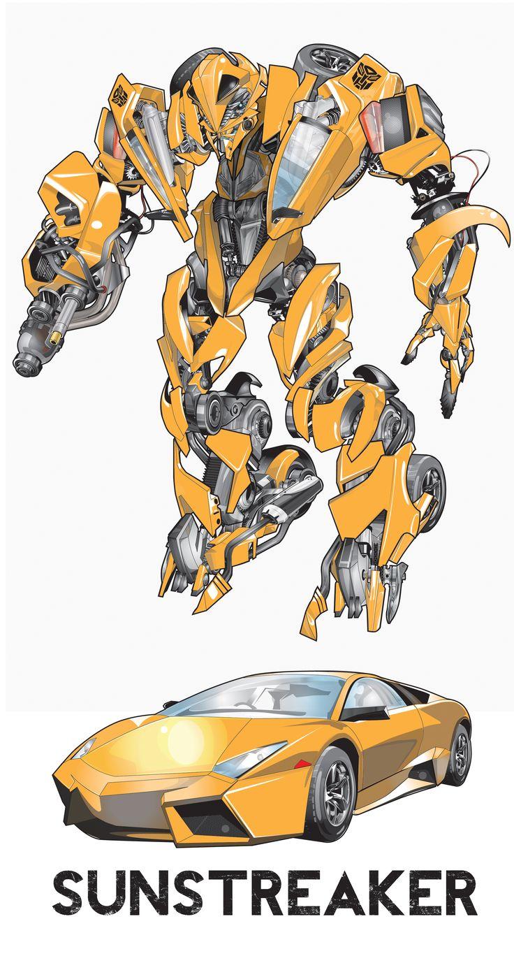 lamborghini aventador transformersghillustration.deviantart
