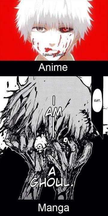 This is why I try to get people to read the manga instead. Plus the anime just ends before any plot actually happens wtf