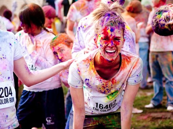 Color Run: Colors, Color Run Tips
