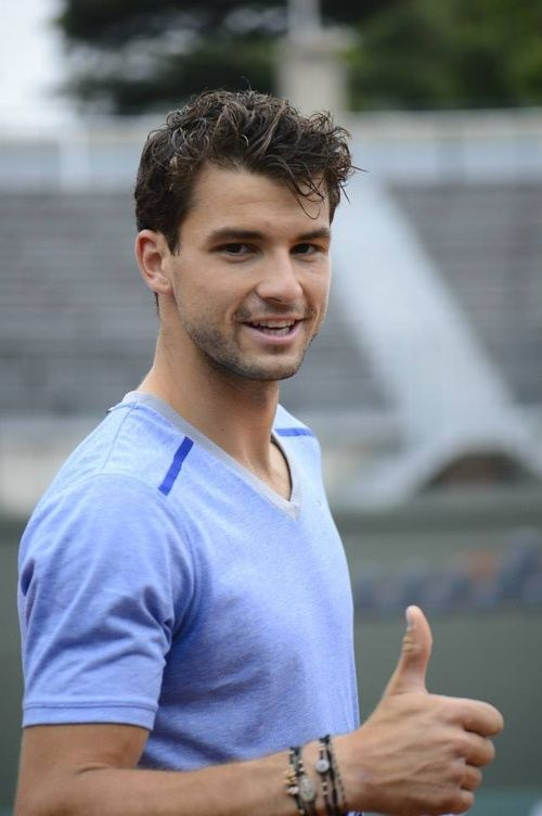 Grigor Dimitrov reaches quarterfinals in Chengdu, China, 09/28/2016. Grigor Dimitrov started his participation in the Chengdu tennis tournament in China, with prize money USD 840, 915, with a victory. In a match from the second round of the tournament, Grigor Dimitrov defeated Dusan Lajovic, Serbia by 7-6, 6-4. This was the first match between the two as professional players. At the quarterfinals Dimitrov ... http://bnr.bg/en/post/100741613/grigor-dimitrov-reaches-quarterfinals-in-chengdu