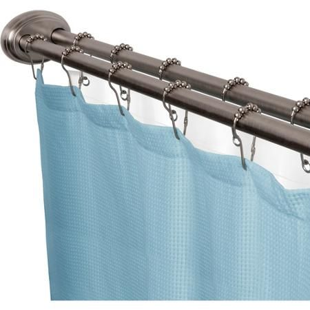 Better homes and gardens smart rod double straight tension - Better homes and gardens curtain rods ...