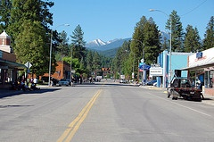 "Libby Montana Mineral Ave..aka ""the Gut"""