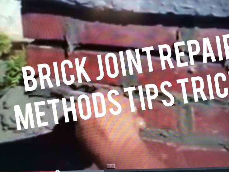 http://www.meganmedicalpt.com/ Tuck Pointing Method for Repointing Bricks Steps Chimneys Walls How To