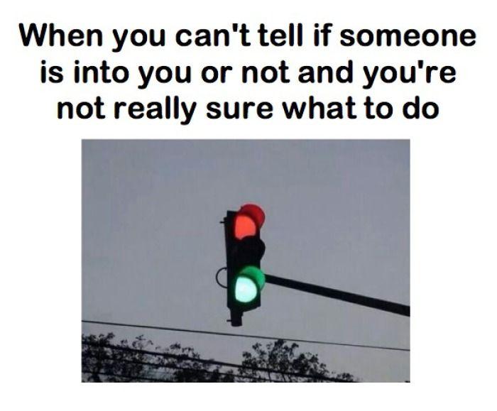 Mixed signals dating