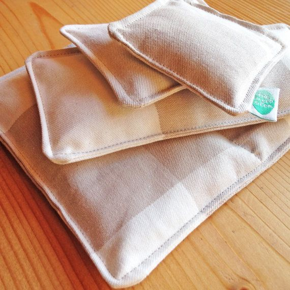Lavender heat/cold packs for hands, eyes, body or a gift set of all three by TheGreenGlen