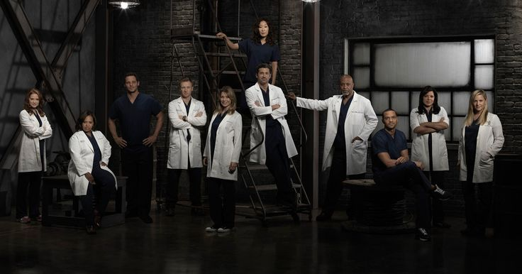 Complete list of songs from Grey's Anatomy
