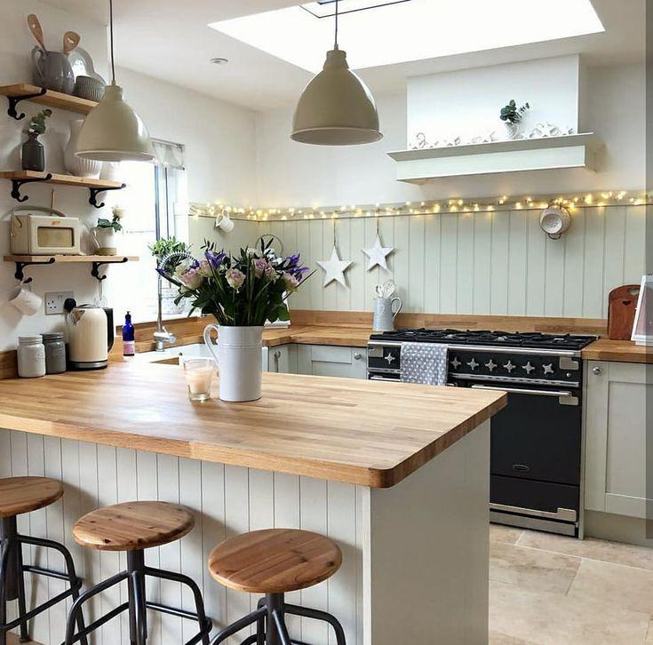 Mejores 3638 imágenes de Cozinhas en Pinterest | Cocinas, Cocina ...