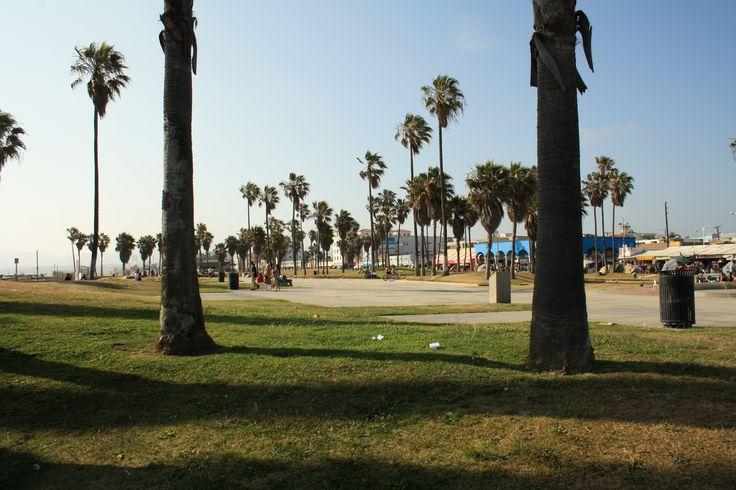 Venice Beach em Venice, CA
