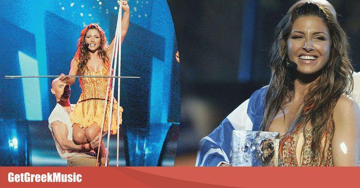 Η Παπαρίζου μιλά για τη συμμετοχή Ελλάδας και Κύπρου στη Eurovision
