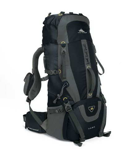 Cool! :)) Pin This & Follow Us! zCamping.com is your Camping Product Gallery ;) CLICK IMAGE TWICE for Pricing and Info :) SEE A LARGER SELECTION of Internal Frame Backpacks at http://zcamping.com/category/camping-categories/camping-backpacks/internal-frame-backpacks/  #camping #backpacks #campinggear #campsupplies - High Sierra Tech Series 59204 Hawk 40 Internal Frame Pack Black, Charcoal 2440 Cubic Inches 25x13x8.5 Inches 40 Liters « zCamping.com