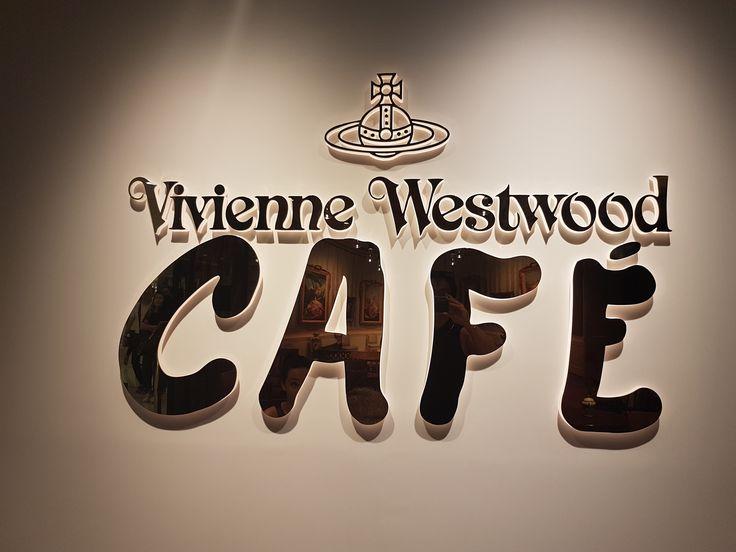 Vivienne Westwood Café in Hong Kong