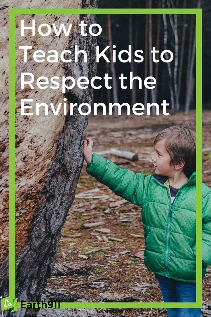 Teaching children to respect the environment is so important. It's something they really aren't going to learn in school. I think it's a parents responsibility to raise children who enjoy and appreciate time spent outdoors.