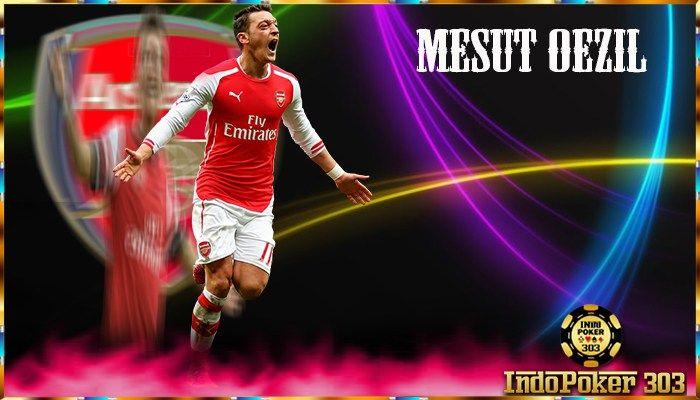 Mesut Oezil Merasa Dijadikan Kambing Hitam Di Arsenal - Agen Domino Terbesar