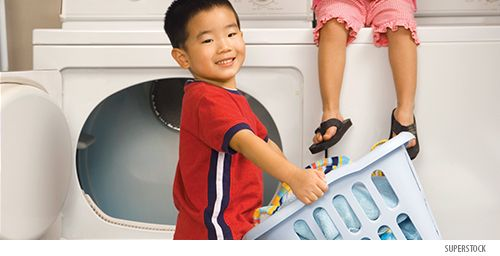 Motivating kids to do household chores: Dad Dollars