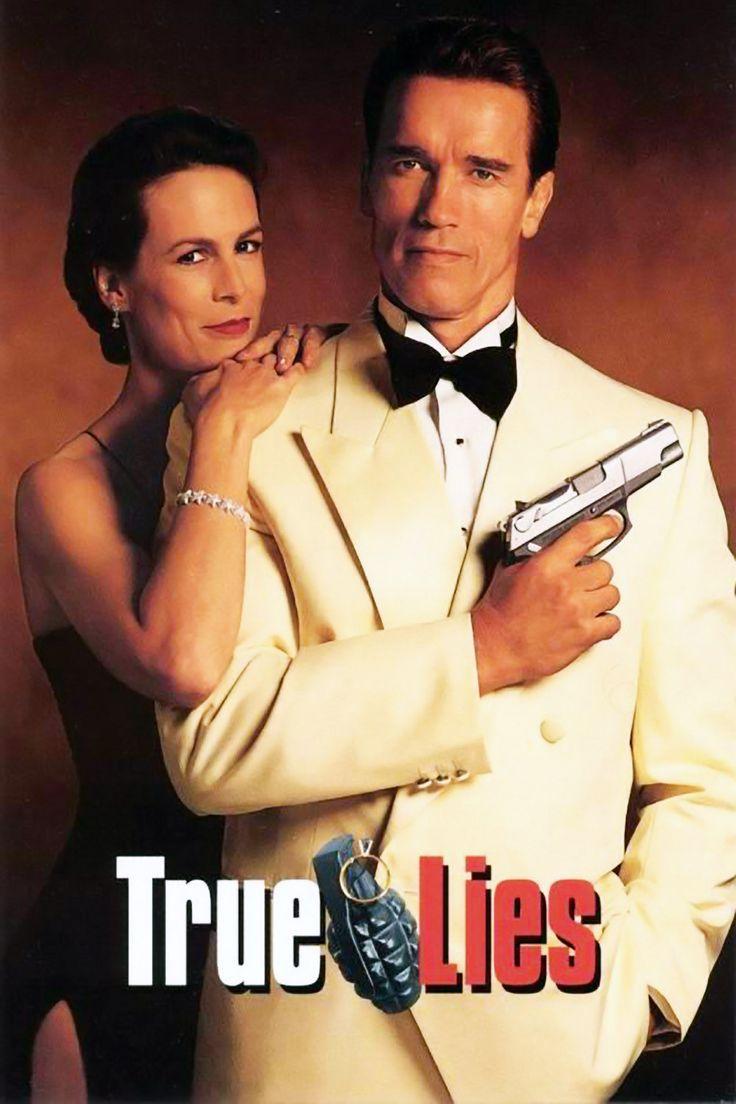 True Lies è un film del 1994 diretto da James Cameron, e interpretato da Arnold Schwarzenegger, Jamie Lee Curtis, Tia Carrere ed Eliza Dushku. Si tratta del terzo ed ultimo film figurante il duo Cameron-Schwarzenegger. La sceneggiatura prende spunto dalla storia di spionaggio francese (inedita in Italia) La Totale!, del 1991.