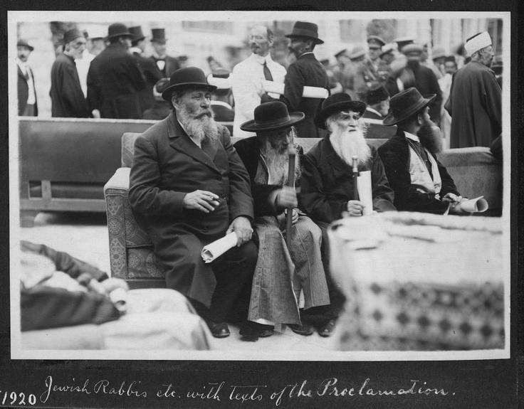 1920 Nebi Musa Riots: 557 Best Images About History: Jewish On Pinterest