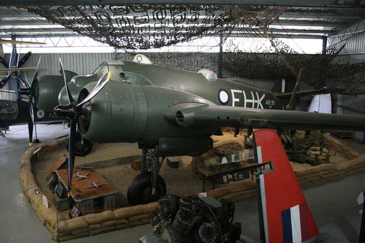 "RAAF Bristol Beaufighter ""Whispering Death"""