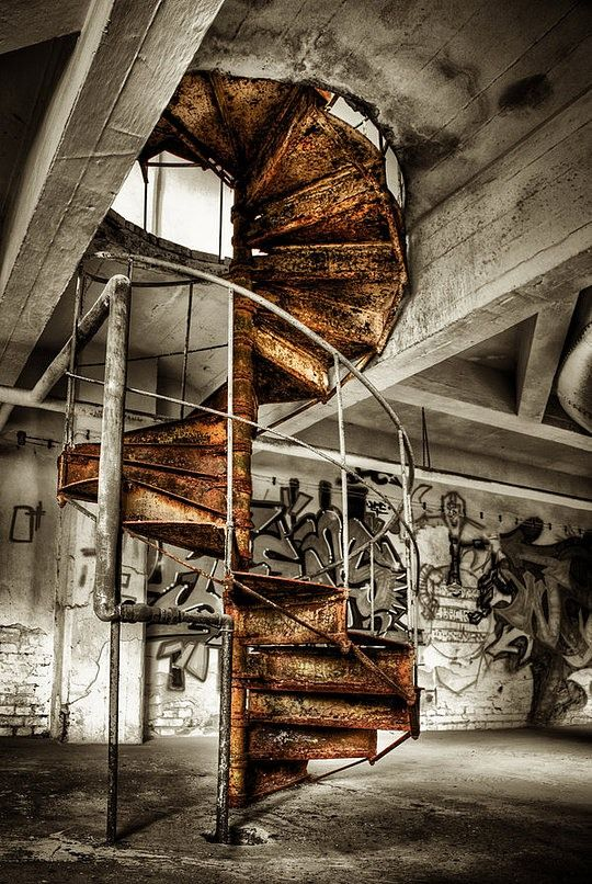 Abandoned Buildings by Matthias Haker. Incredibly beautiful images. Love it.