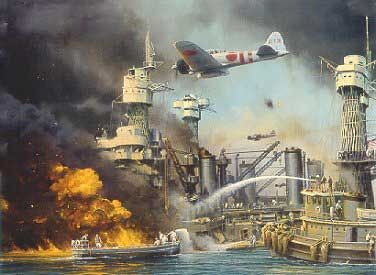 Pearl Harbor. December 7, 1941