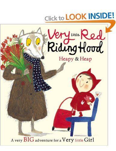 Very Little Red Riding Hood: Amazon.co.uk: Teresa Heapy, Sue Heap: Books