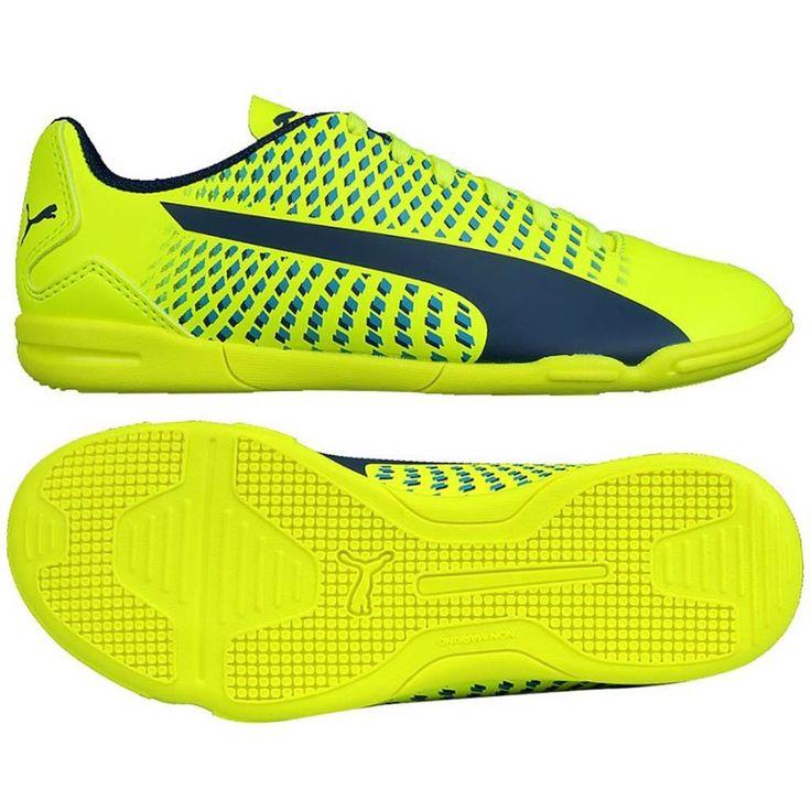 Puma adreno iii it junior chaussure de soccer int rieur for Chaussure de soccer interieur