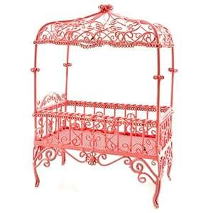 Victorian Baby Bed